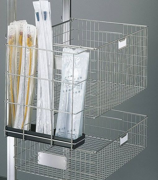 Perforated sterilization basket 22563118 Caddie