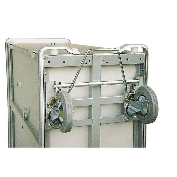 Storage trolley / with hinged door 22902211 Caddie