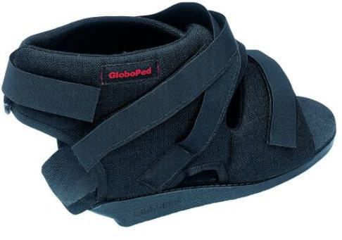 Semi-rigid sole post-operative shoe GloboPed® Bauerfeind