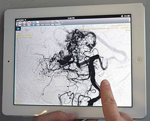 Sharing web application / viewing / medical imaging NilShare Claron Technology Inc.