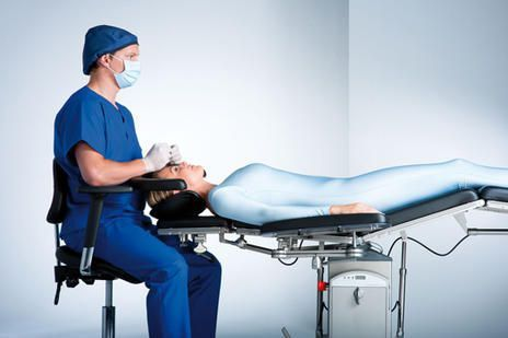 Universal operating table / electrical FOCUS brumaba GmbH
