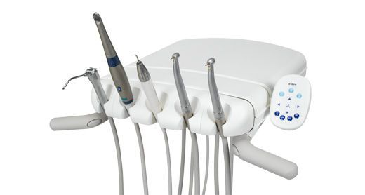 Dental delivery system A-dec 500 Traditional A-dec