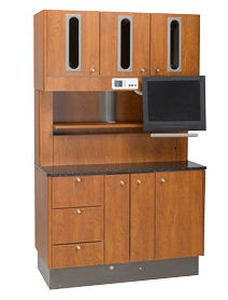 Medical cabinet / dentist office Treatment Console A-dec