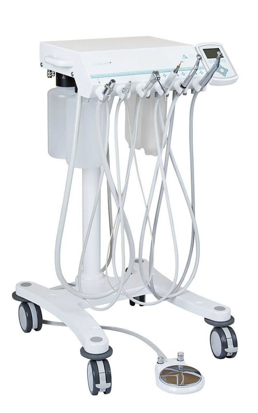 Mobile dental delivery system DENTA-CART CLINIC BPR Swiss