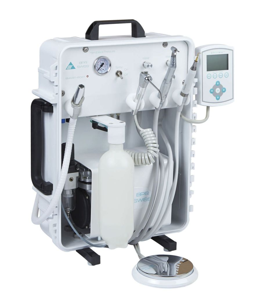 Portable dental treatment unit SMART-PORT Premium BPR Swiss