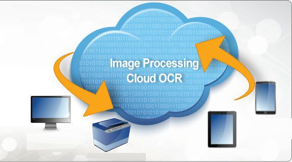 Image processing cloud computing solution Cloud OCR Card Scanning Solutions