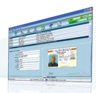 Medical software / for health insurance card scanners MEDICSCAN® PRO Card Scanning Solutions