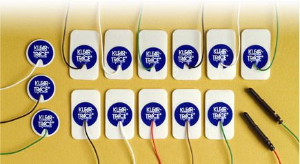 ECG electrode Klear-Trace® CAS Medical Systems