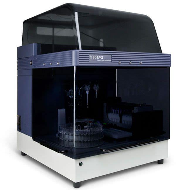 Automatic sample preparation system BD FACS™ SPA III BD
