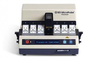 Bacterial identification system BD Affirm™ VPIII BD