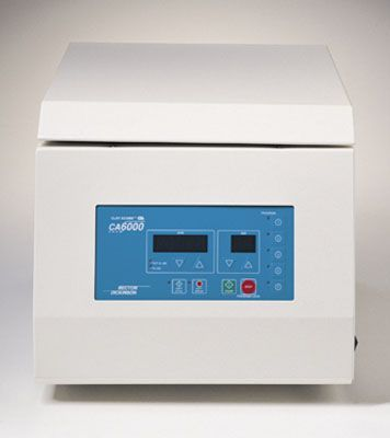 Laboratory centrifuge / multifunction / bench-top 4000 rpm | BD CA6000 BD