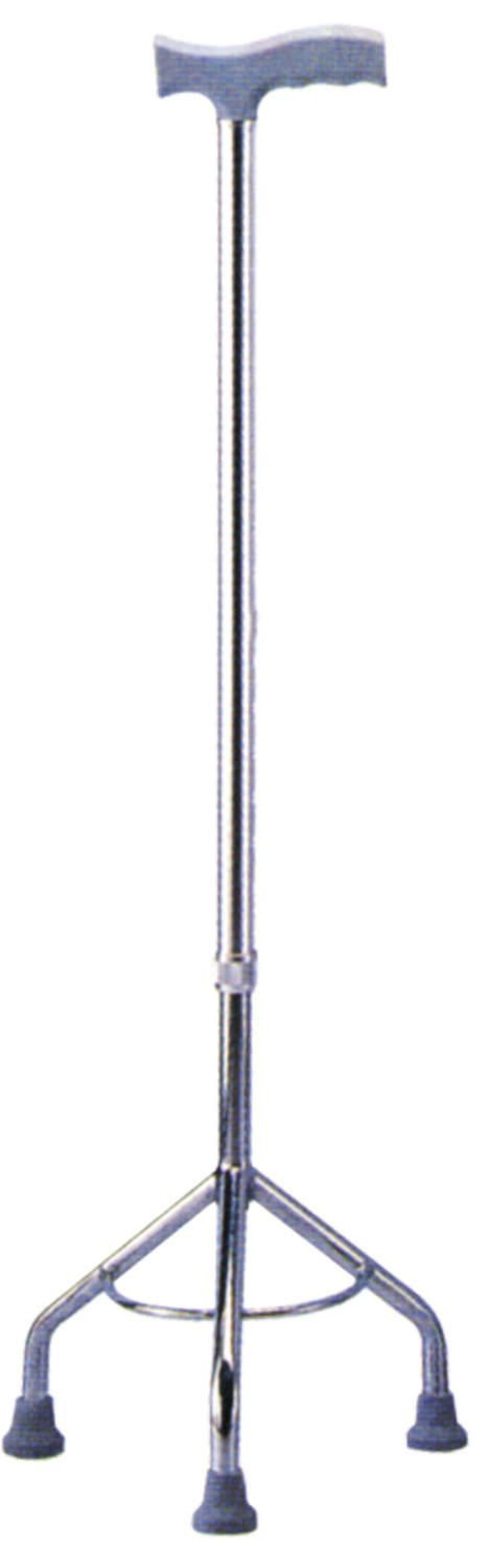 Quadripod walking stick / T handle / height-adjustable BT730 Better Medical Technology