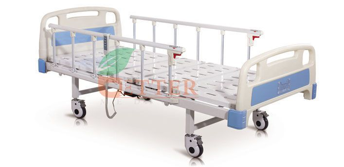 Hospital bed / electrical / height-adjustable / 4 sections BT602E Better Medical Technology