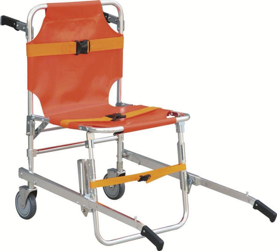 Folding stretcher chair / on casters BT206-A Better Medical Technology