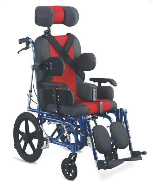 Passive wheelchair / with headrest / with legrest BT909 Better Medical Technology
