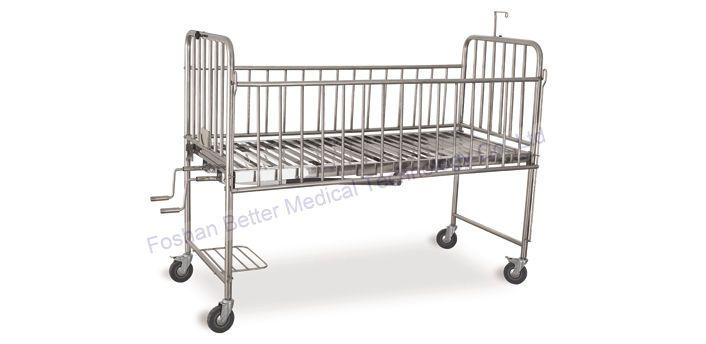 Hospital bed / on casters / mechanical BT626S Better Medical Technology