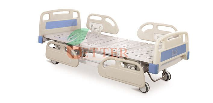Hospital bed / electrical / on casters / height-adjustable BT603E-B Better Medical Technology