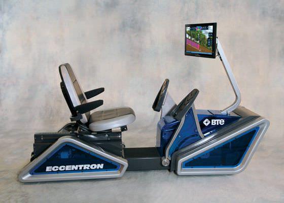 Knee rehabilitation system / computer-based Eccentron™ BTE Technologies