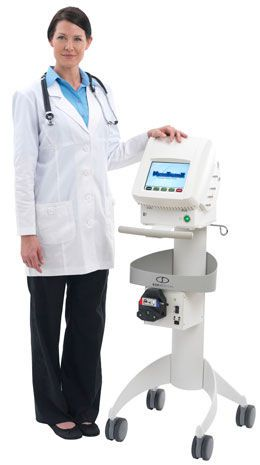 Radiofrequency electrosurgical unit MicroThermX® BSD Medical