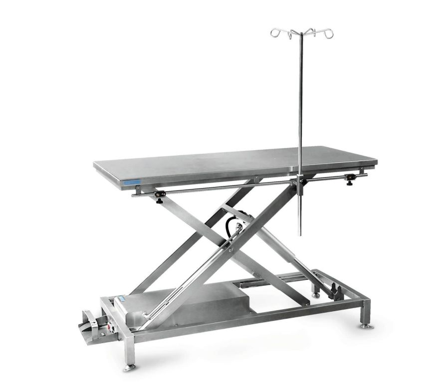 Veterinary operating table / mechanical / lifting 10-008-2 ALVO Medical