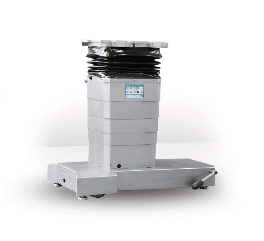 Mobile operating table column ALVO Medical