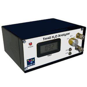 Medical gas quality analyser 0 - 100% N2O CO2 HE | TM40-V (N2O), TM40-CO2, TM40-HE Bedfont Scientific