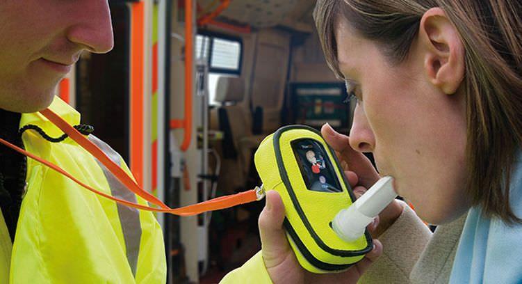 Carbon monoxide monitor exhaled 0 - 600 ppm | ToxCO™ Bedfont Scientific