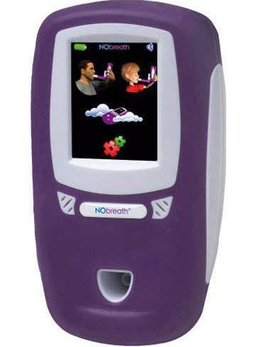 Nitrogen monoxide monitor exhaled 5 - 300 ppb | NObreath® Bedfont Scientific