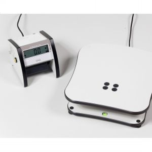 Electronic patient weighing scale / with mobile display 200 kg | PF30 CAE