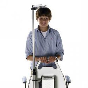 Electronic patient weighing scale / chair 200 kg | ARNOLD CAE
