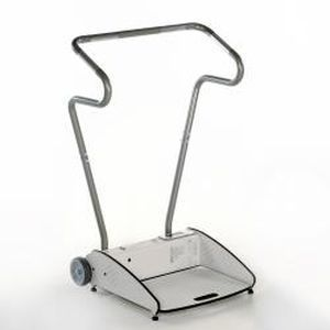 Electronic patient weighing scale / with safety handrail 300 kg | CHARLY 300 CAE
