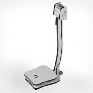 Electronic patient weighing scale / column type 200 kg | PF32 CAE