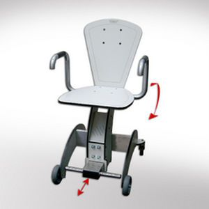 Electronic patient weighing scale / chair 200 kg | Homer CAE
