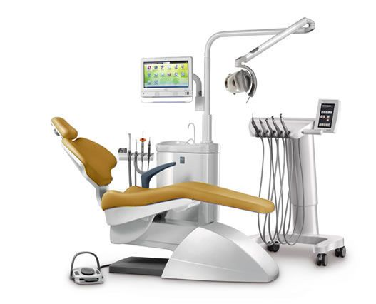Dental treatment unit with motor-driven chair SD-80 ANCAR