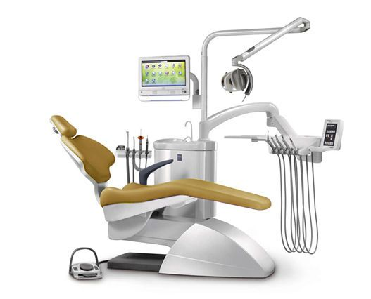 Dental treatment unit with motor-driven chair SD-350 ANCAR