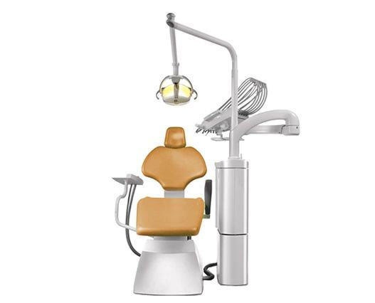 Dental treatment unit with motor-driven chair SD-150 SCANDINAVIAN ANCAR