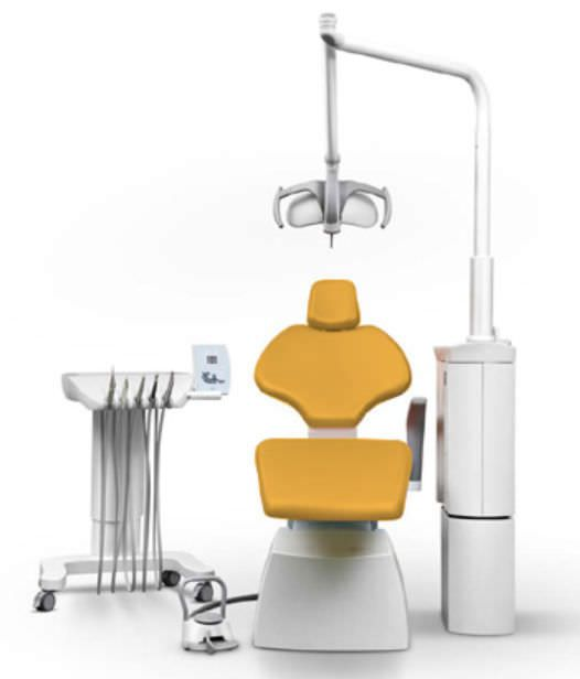 Dental treatment unit with motor-driven chair SD-25 Scandinavian ANCAR