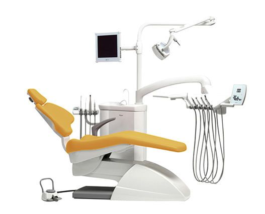 Dental treatment unit with motor-driven chair SD-175 ANCAR