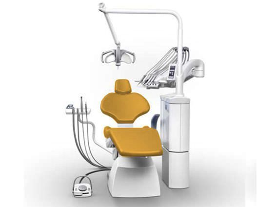 Dental treatment unit with motor-driven chair SD-300 SCANDINAVIAN ANCAR