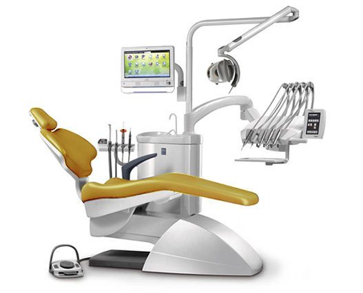 Dental treatment unit with motor-driven chair SD-300 ANCAR