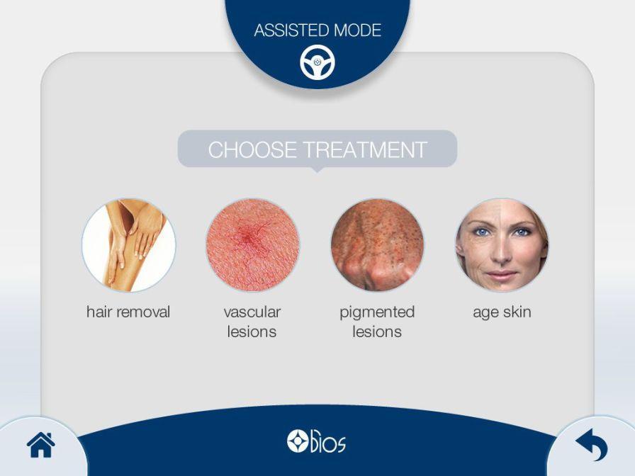 Dermatological laser / Nd:YAG / alexandrite / on trolley BIOSALEX Bios
