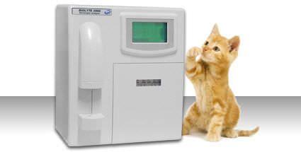 Veterinary electrolyte analyzer 60 tests/h   Biolyte 2008 Vet BPC BioSed