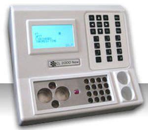 Semi-automatic coagulation analyzer CL 2000 BPC BioSed
