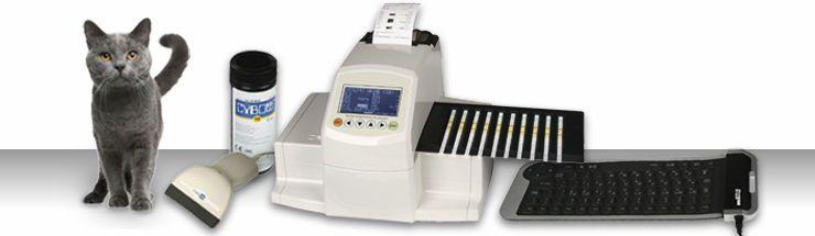 Semi-automatic urine analyzer / veterinary Reader 300 Vet BPC BioSed
