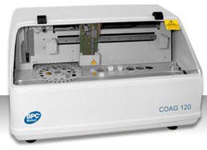 Automatic coagulation analyzer COAG 120 BPC BioSed