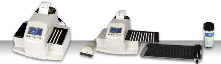 Automatic urine analyzer 300 test/h   Reader 300 BPC BioSed