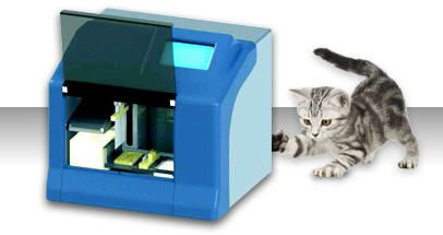 Veterinary electrophoresis system / compact Simply PHOR New Vet BPC BioSed