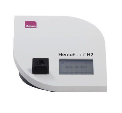 Hemoglobin analyzer Alere™ HemoPoint® H2 Alere