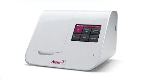 PCR analyzer Alere™ i Alere