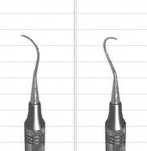 Dental curette AECM17-18S AMERICAN EAGLE INSTRUMENTS, INC.